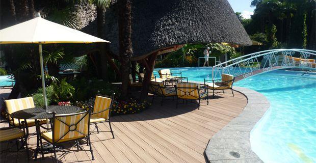 Vorteile von WPC Terrassen: 1. Eine große Einsatzbereich von Verbundbelag ; 2. Sieht aus wie Holz; 3. Kommen Sie in …