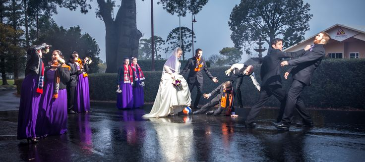 Can still have fun with an uber in cold, rainy weather  Salt Studios| Toowoomba Wedding and Commercial Photography