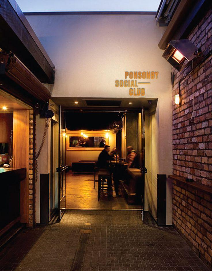 Ponsonby Social Club, Auckland