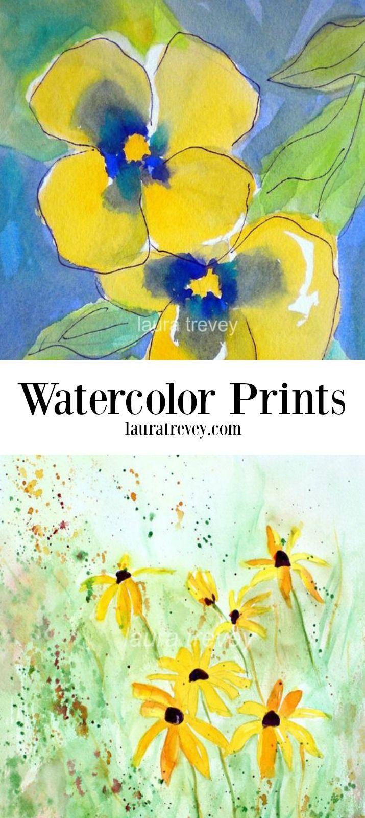 Watercolor artist magazine palm coast fl - 15 Art Prints On Sale For Five Dollars Each