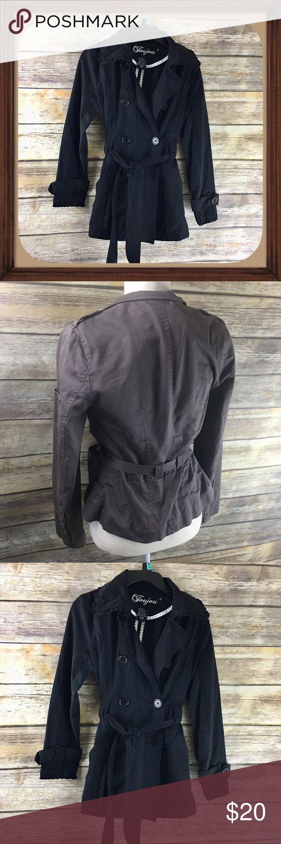Best 25 Black Trench Coats Ideas On Pinterest  Burberry -8029