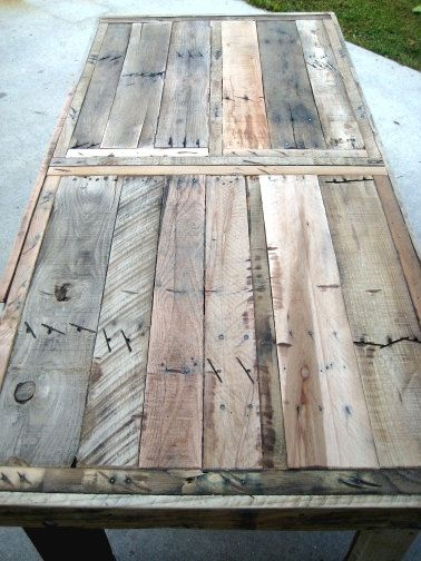 Pallet Love Table 36 X 66