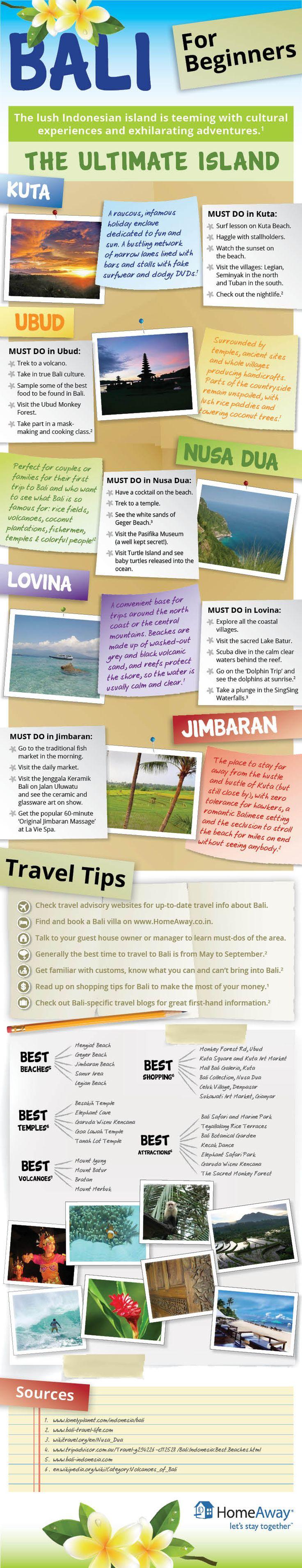 Bali for beginners