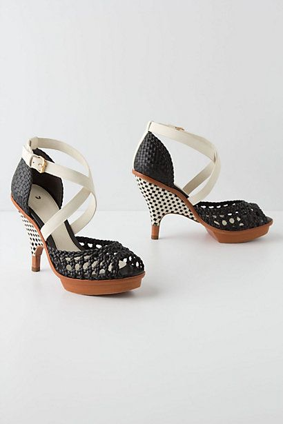 Oh helloooo. Ikia Platforms #anthropologie: Anthro Heels, Platform Heels, Fashion, Style, Anthropologie Ikia, Anthropologie Com, Ikia Platforms Anthropologie, Shoes Shoes
