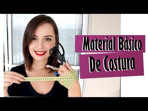 Kit de Costura Para Iniciantes - YouTube