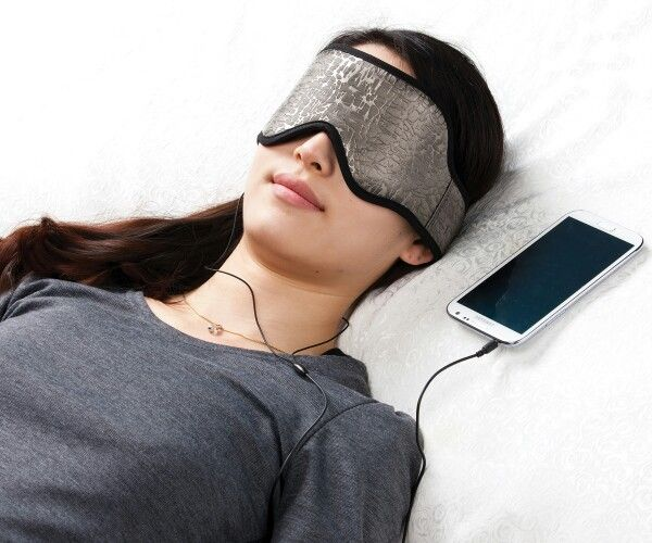 Sound therapy Sleep Mask JAMWA BRAIN REMEMBER