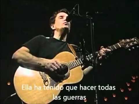 Je l'aime à mourir (subtitulos español) Francis Cabrel.