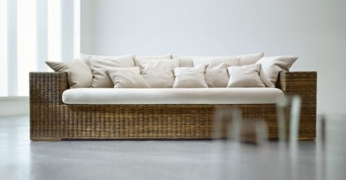 My Dream rattan sofa