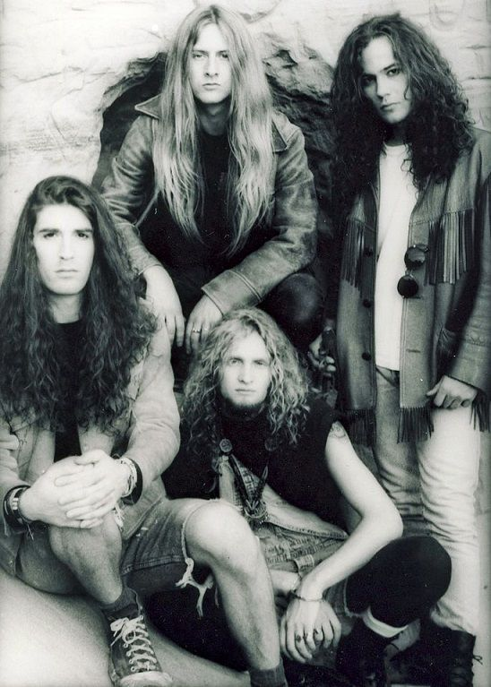 Alice In Chains..........