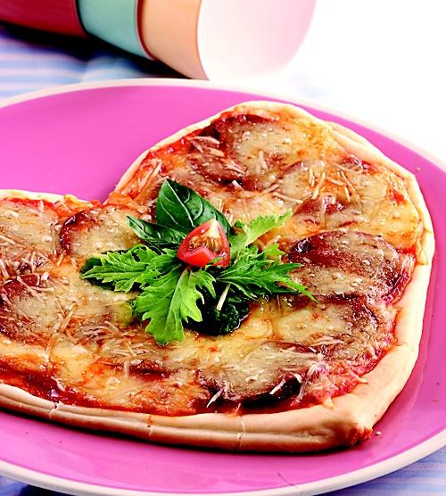 I Heart U Pizza