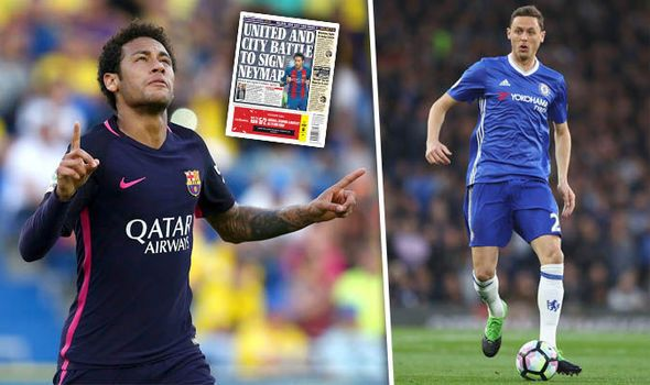 Paper round-up: Neymar to Man United Arsenal torn on Wenger Mourinho chases Chelsea ace   via Arsenal FC - Latest news gossip and videos http://ift.tt/2pY6vJp  Arsenal FC - Latest news gossip and videos IFTTT