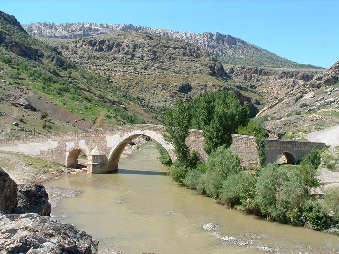 Haburman köprüsü/Çermik/Sivas///