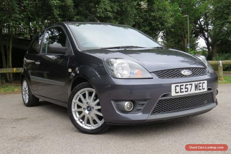 2007 Ford Fiesta 1.6 Zetec S - Grey - Half Leather - Air Con - Drives Superbly #ford #fiesta #forsale #unitedkingdom