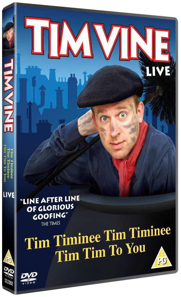 'Tim Vine – Tim Timinee Tim Timinee Tim Tim To You' Review
