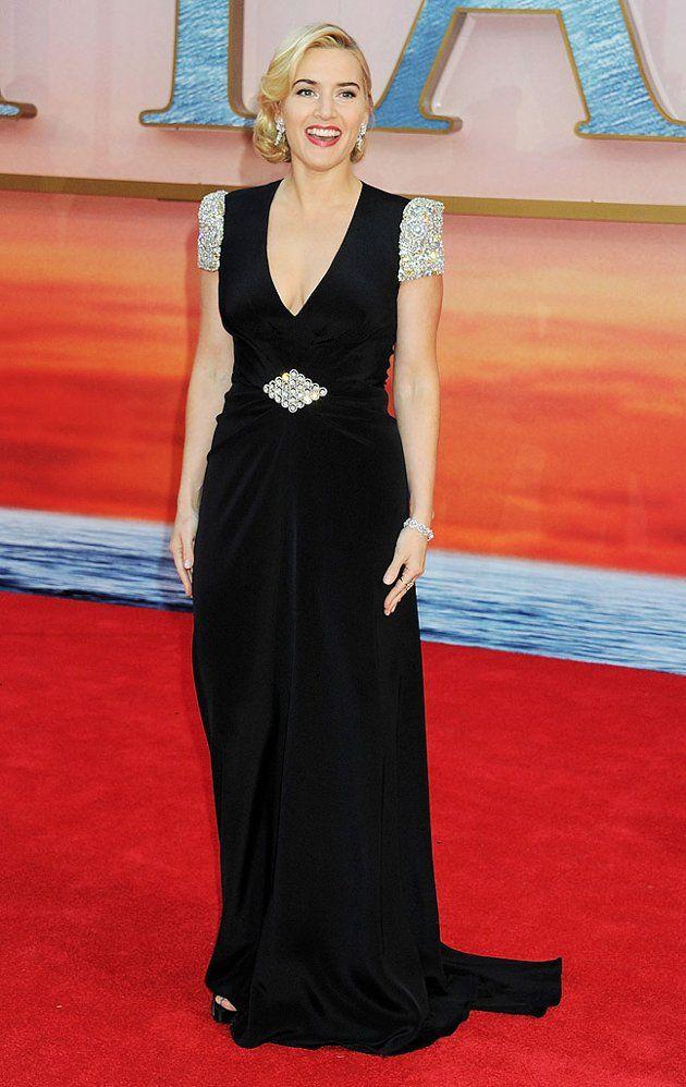 Kate Winslet- effortless glamour