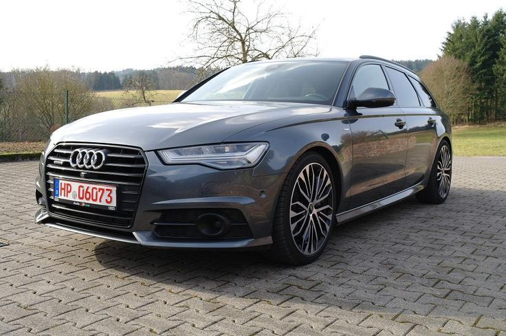 2015 Audi A6 Facelift TDI - € 23,000  (S-Line), Air suspension (Air Suspension), Night vision device, Head-up display, Automatic air conditioning, Automatic air conditioning (A6), Automatic air conditioning, (A6 Avant Quattro S-Tronic Facelift Clean Diesel with 220kW (272HP), EZ 11/2014, 22800km,