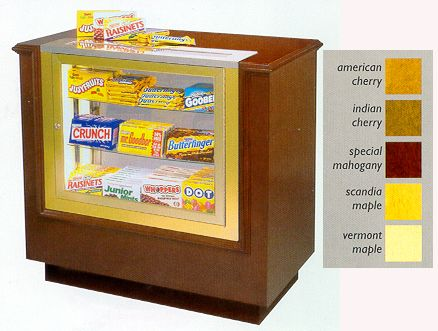 Lovely Image Of HARDWOOD CONCESSION STAND