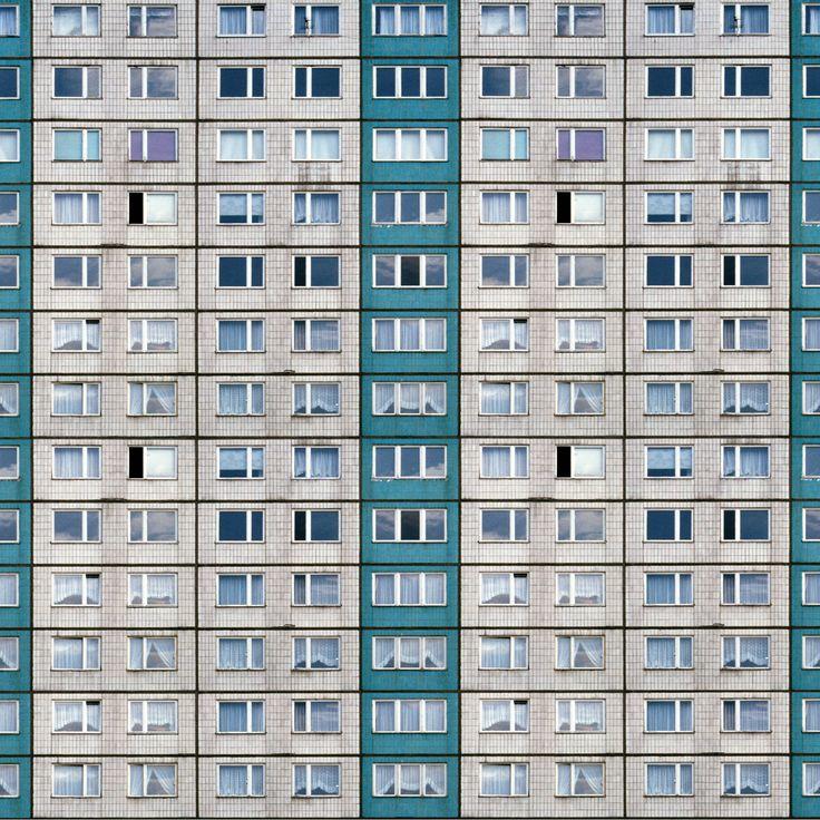 Annett Zinsmeister – Plattenbau / Outside-in   Anti-Utopias