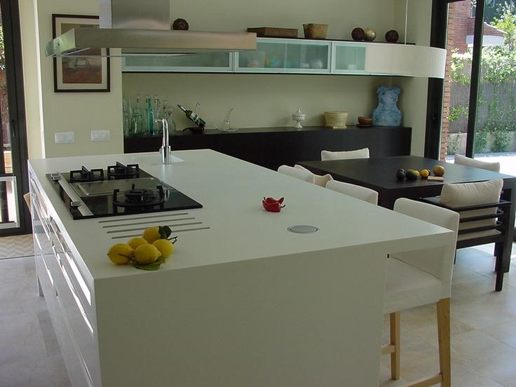 75 best Islas de cocinas images on Pinterest | Ideas para casa ...