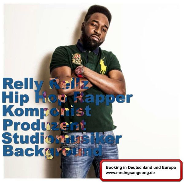 Relly Rellz Hip Hop Rapper, Komponist, Produzent, Studiomusiker Background http://www.peterkonersmann.de