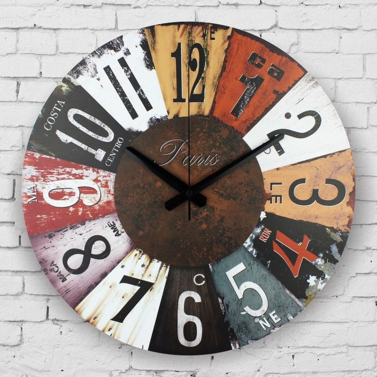Modern Decorative Wall Clock   Free Worldwide Shipping!  Only $34.56    Order from: www.happycozyhome.com