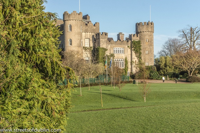Malahide Castle and Gardens is one of the oldest castles ...