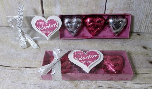 Stamp & Scrap with Frenchie: Window Slide Box Valentine