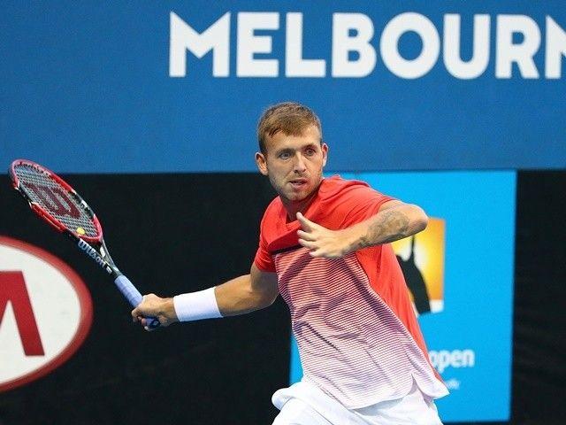 Result: Dan Evans's run ended by Jo-Wilfried Tsonga in Melbourne #AustralianOpen #Tennis