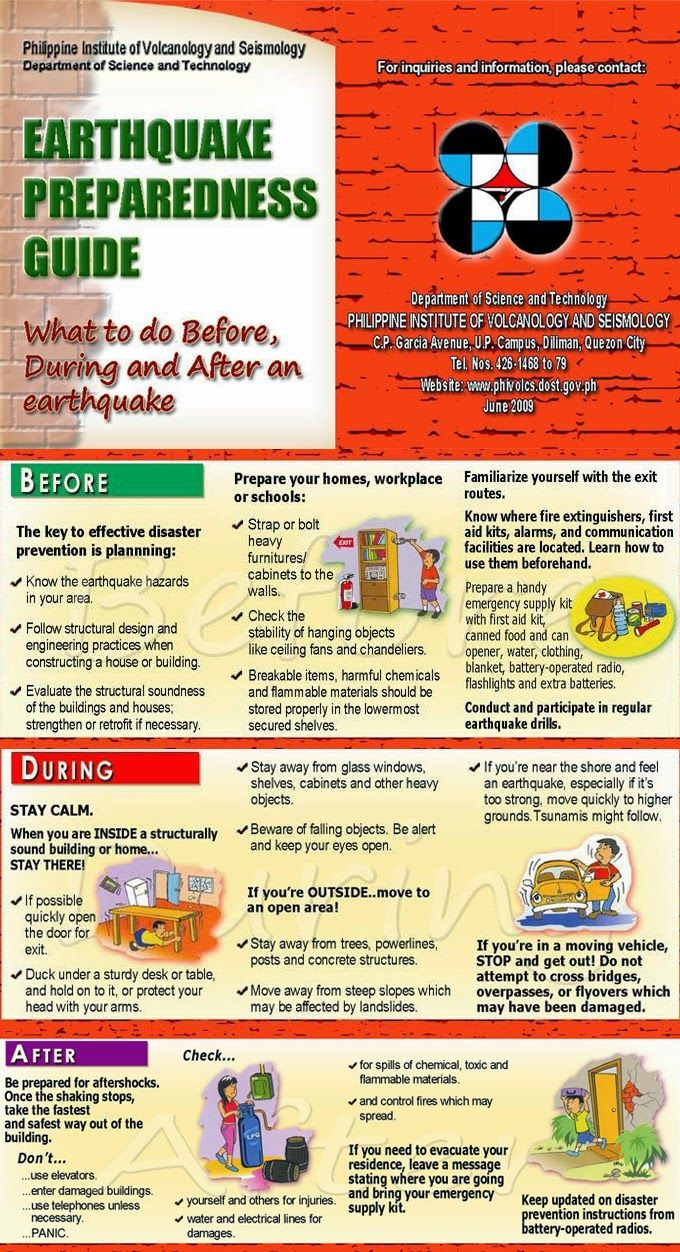 earthquake tips Follow these earthquake safety tips to better protect your family and property in the event of an earthquake  earthquakes come and go quickly knowing what to do .