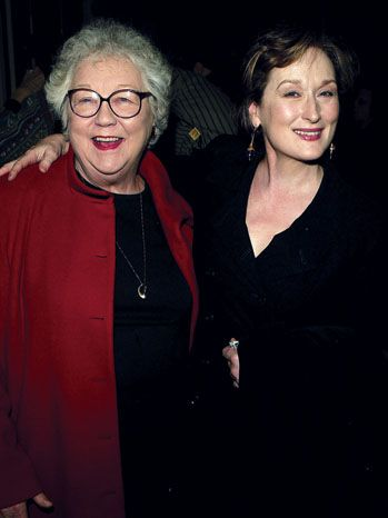 A Pedicure From Meryl Streep: How Lois Smith's Clients Became Her Friends