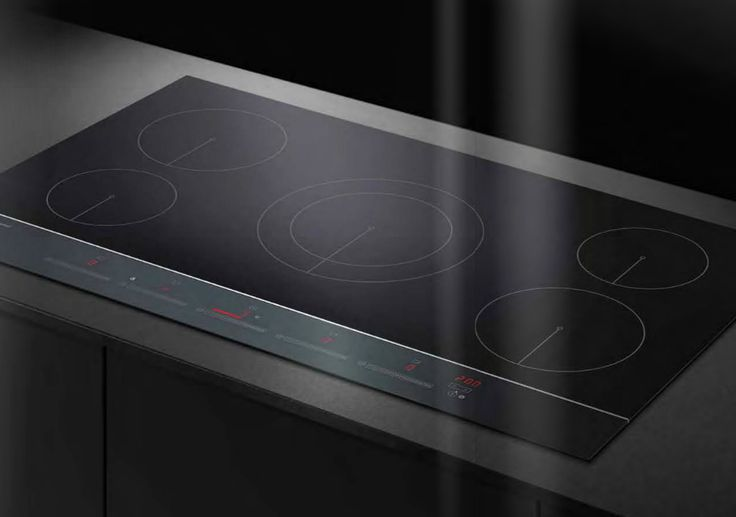 Fisher & Paykel Touch and Slide Hob