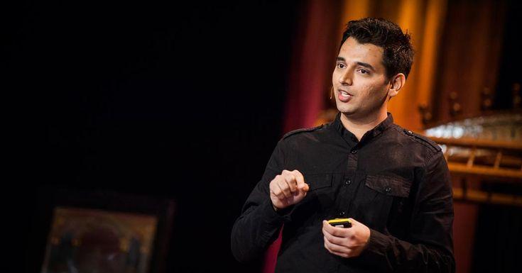 Pranav Mistry: The thrilling potential of SixthSense technology