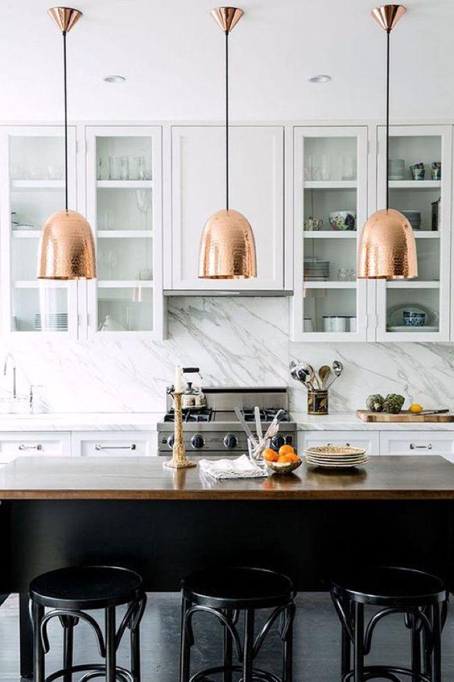 Großartig Industrie Anhänger Beleuchtung Für Die Küche Ideen ...