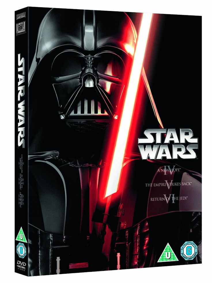 Star Wars: The Original Trilogy Episodes IV-VI DVD 1977: Amazon.co.uk: Mark Hamill, Harrison Ford, Carrie Fisher, Alec Guinness, Anthony Dan...