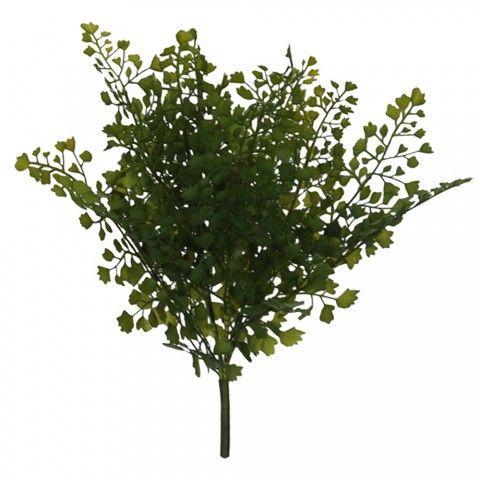 Folhagem Artificial Avenquinha Verde 37cm