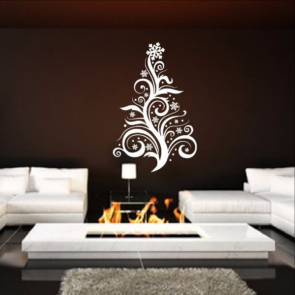 79 best Christmas Vinyl Wall Decals images on Pinterest ...