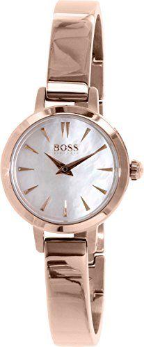 Hugo Boss Women's 1502367 Rose Gold Stainless-Steel Quartz Watch