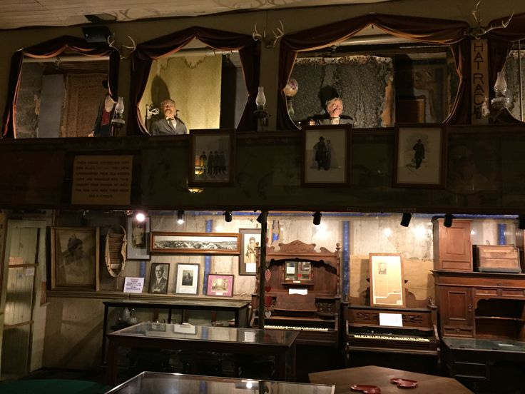 The historic Bird Cage Theatre is one of our favorite attractions in town. Once you walk through the doors of the Bird Cage Theatre you are instantly taken back to 1881. This is when the building began operation. The theatre served the Tombstone community in many ways: theater, saloon, gambling parlor and brothel. http://goodeatslocal.com/bird-cage-theatre-tombstone/