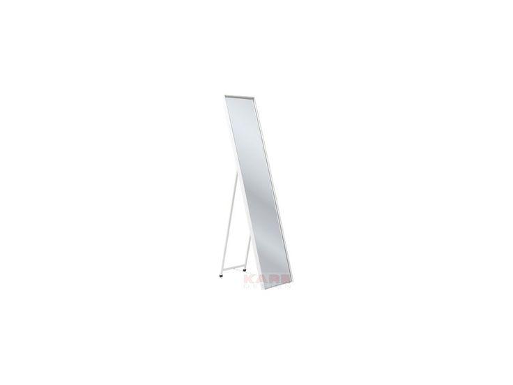 Lustro Proper białe — Lustra Kare Design — sfmeble.pl