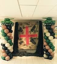 Image result for army balloons