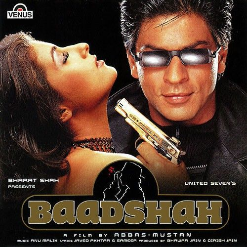 Baadshah 1999 All Songs Lyrics with HD Video Download Now Shah Rukh Khan Twinkle Khanna