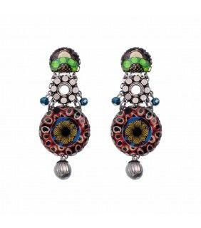 Afro Ellington Earrings