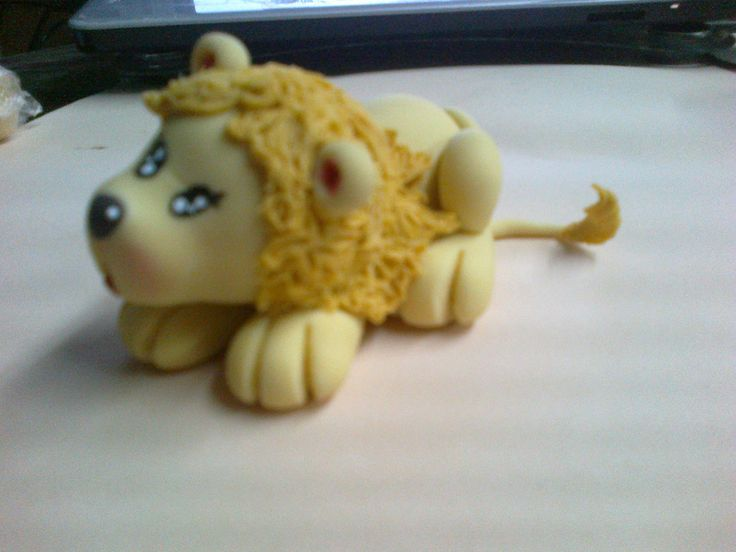 León porcelana fría