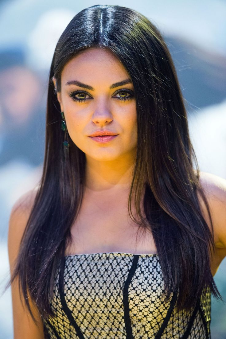 Bold in Brown: The 30 Most Brilliant Brunettes - Mila Kunis