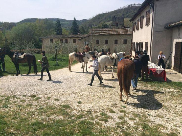 Trekking a cavallo - www.infoaltaumbria.it
