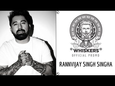 WHISKERS Official Promo | RannVijay Singh Singha | Men's Grooming & Tattoo Aftercare - YouTube