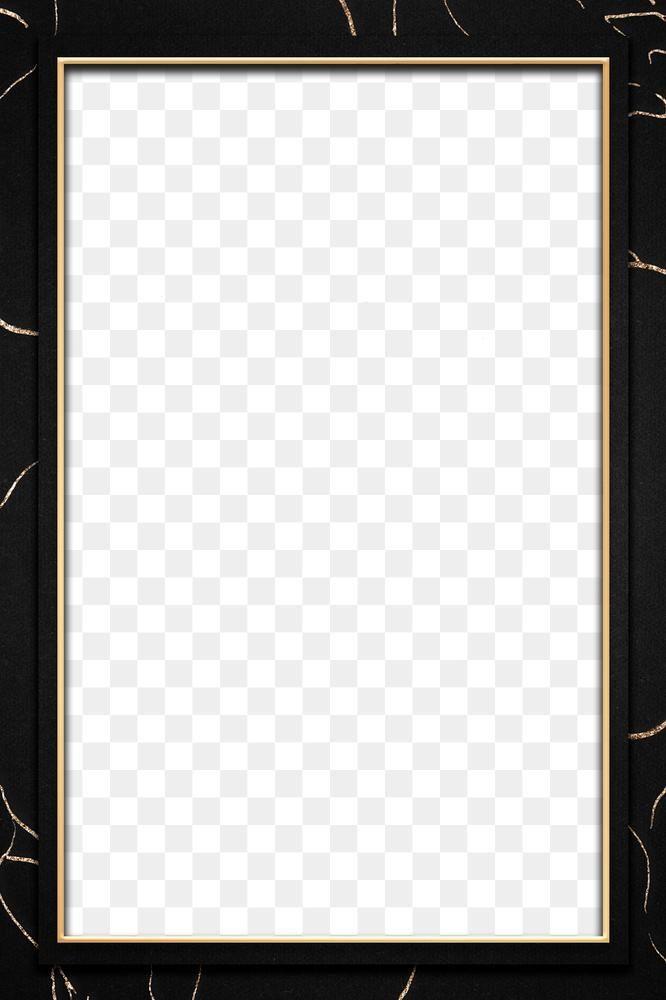Minimal Black Frame Png Design Space Free Image By Rawpixel Com Manotang Portrait Frame Frame Web Design Resources