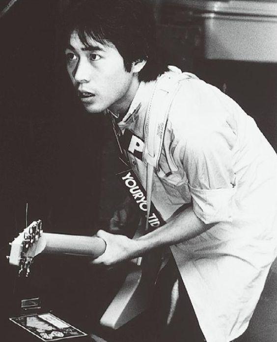 Susumu Hirasawa(平沢進)/ P-MODEL