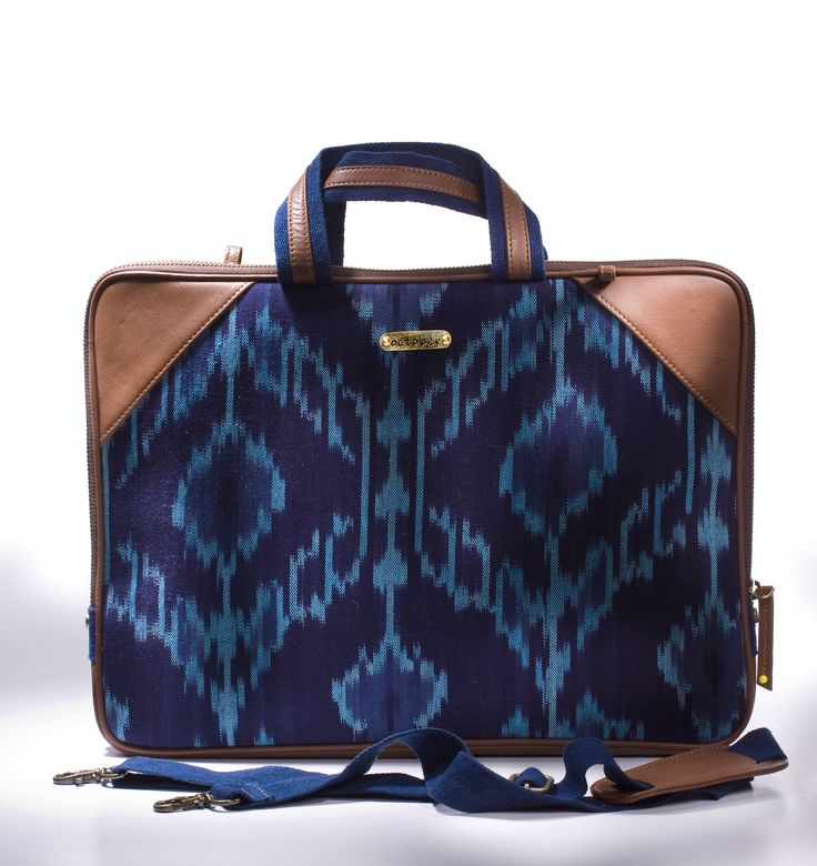 Pin By Octoberjaipur On Ikat Collection Bags Laptop Bag