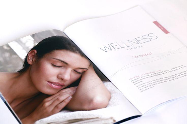 détail brochure Wellness